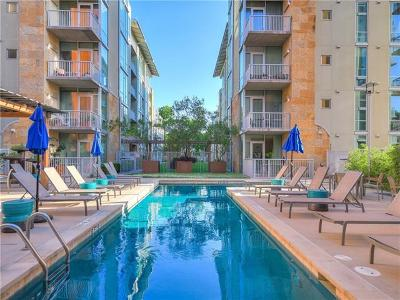 Condo/Townhouse For Sale: 1600 Barton Springs Rd #2404