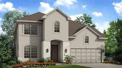 Leander Single Family Home For Sale: 3125 Pale Rider Pass
