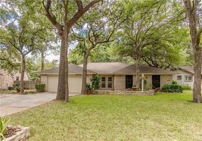 Travis County, Williamson County Single Family Home For Sale: 9302 Longvale Dr