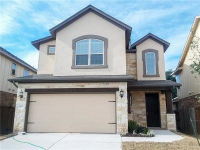 Hays County, Travis County, Williamson County Single Family Home For Sale: 9528 Hunter Ln