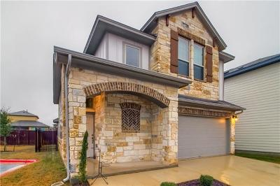 Hays County, Travis County, Williamson County Single Family Home Pending - Taking Backups: 1010 Totis Rd #153