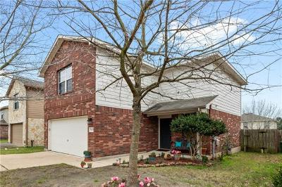 Hays County, Travis County, Williamson County Single Family Home Pending - Taking Backups: 5825 Silver Screen Dr