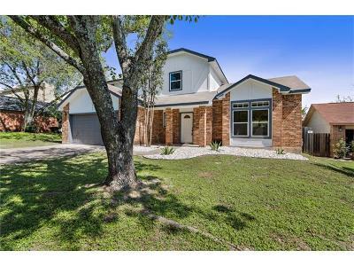 Travis County Single Family Home For Sale: 14305 Richard Walker Blvd