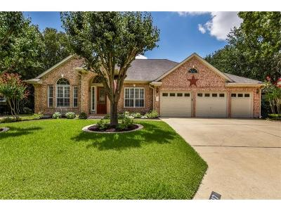 Georgetown Single Family Home For Sale: 117 Brentwood Dr