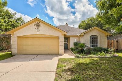 Leander Single Family Home For Sale: 702 Hilltop Dr