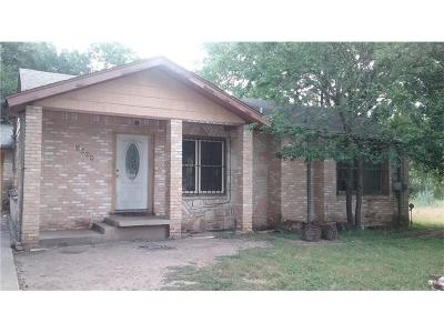 Austin Single Family Home For Sale: 5006 Heflin Ln