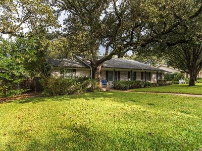 Austin Single Family Home Pending - Taking Backups: 9308 Clearock Dr