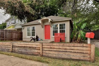 Single Family Home For Sale: 2318 Santa Rosa St