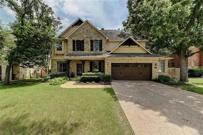 Austin Single Family Home Pending - Taking Backups: 7617 Espina Dr