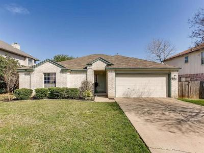 Round Rock Single Family Home For Sale: 2008 Boxwood Path