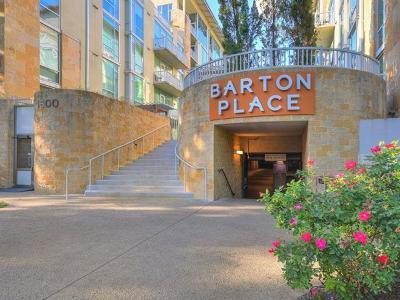 Austin Condo/Townhouse For Sale: 1600 Barton Springs Rd #5406