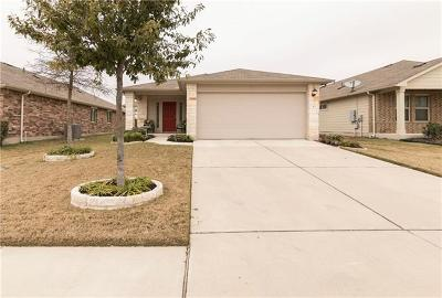 Georgetown Single Family Home For Sale: 303 Potters Peak Way