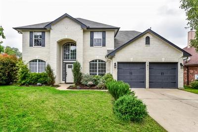Cedar Park Single Family Home Pending: 1811 Feather Nest Dr