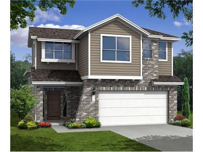 Austin Single Family Home For Sale: 1008 Boatswain Way