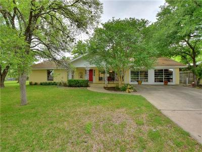 Marble Falls Single Family Home For Sale: 1606 Center St