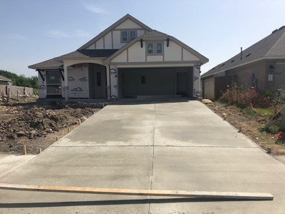 Kyle Single Family Home For Sale: 466 Nautical Loop Loop