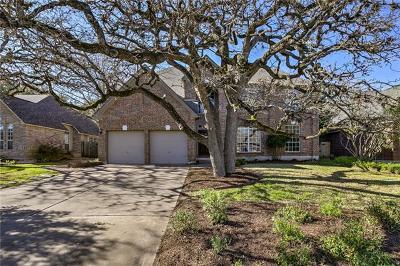 Travis County Single Family Home Pending - Taking Backups: 7906 Henry Kinney Row