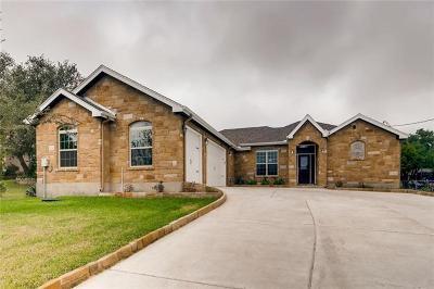 Lago Vista Single Family Home For Sale: 20408 Dawn Dr