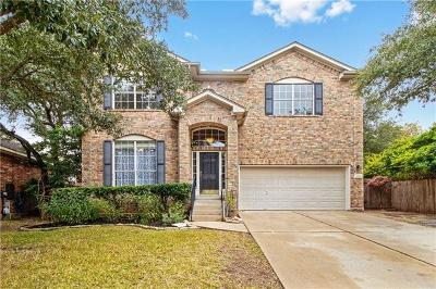 Austin Single Family Home For Sale: 4132 Canyon Glen Cir