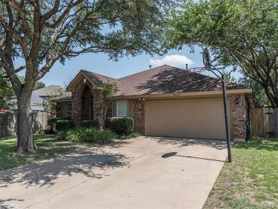 Austin Single Family Home Pending - Taking Backups: 16407 Rockgate Dr