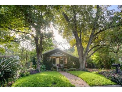 Austin Single Family Home Pending - Taking Backups: 4519 Avenue D