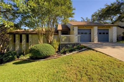 Single Family Home Pending - Taking Backups: 6102 Amberly Pl