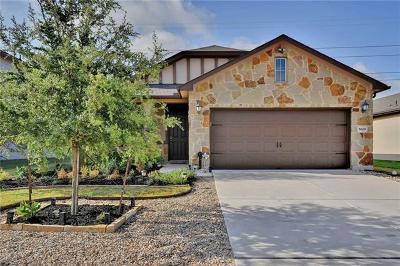 Round Rock Single Family Home For Sale: 5629 Porano Cir