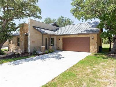 Burnet Single Family Home For Sale: 103 Double Cir