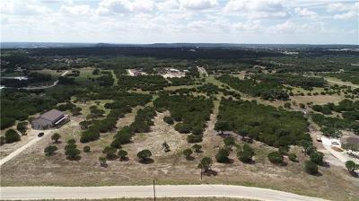 Bell County, Burnet County, Coryell County, Lampasas County, Mills County, Williamson County, San Saba County, Llano County Residential Lots & Land For Sale: 1 Rain Lily Ct