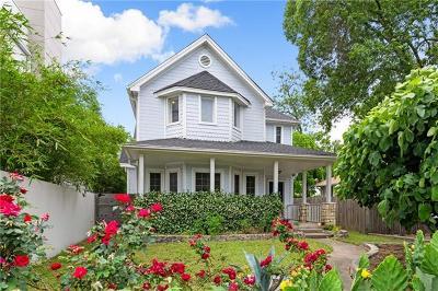 Single Family Home Pending - Taking Backups: 4406 Red River St