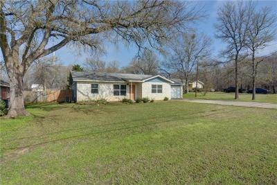 Bastrop Single Family Home Pending - Taking Backups: 200 E Keanahalululu Ln