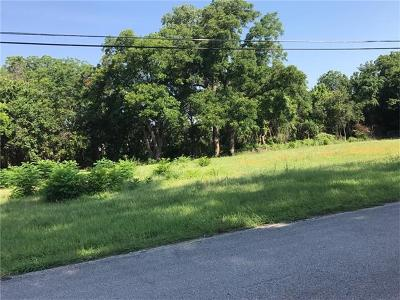 Travis County Residential Lots & Land For Sale: 13806 Ann Pl