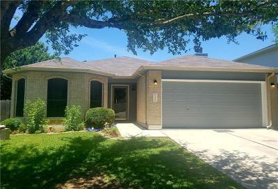 Kyle Single Family Home For Sale: 141 Orion Cv