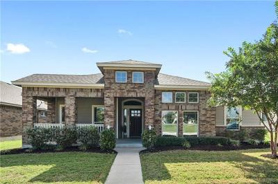 Cedar Park Single Family Home Pending - Taking Backups: 1802 Discovery Blvd