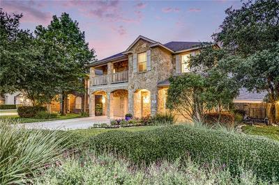 Cedar Park Single Family Home For Sale: 2722 Checker Dr