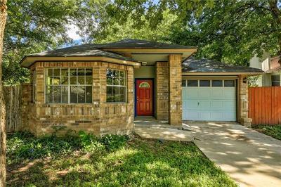 Austin Single Family Home For Sale: 5309 Summer Dr
