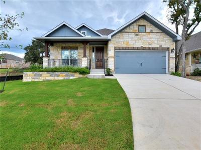 Leander Single Family Home For Sale: 2037 Texas Sage St