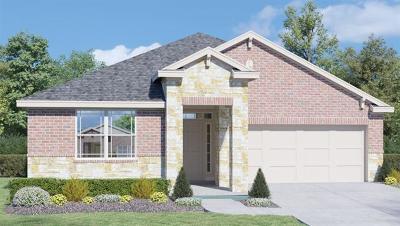 Pflugerville Single Family Home For Sale: 18308 Cercina Trl