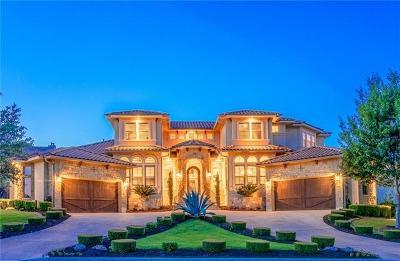 Austin Single Family Home Pending - Taking Backups: 11608 Shoreview Overlook