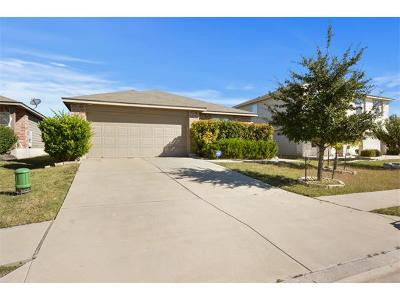 Manor Single Family Home Pending - Taking Backups: 13400 Forest Sage St