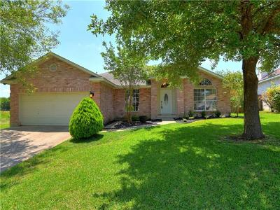 Round Rock Single Family Home For Sale: 2119 Juniper Trl