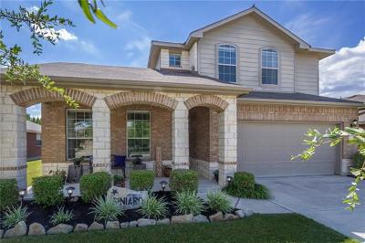 Pflugerville Single Family Home For Sale: 20208 Merlin Falcon Trl