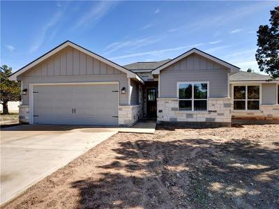 Single Family Home For Sale: 993 Persimmon Pass