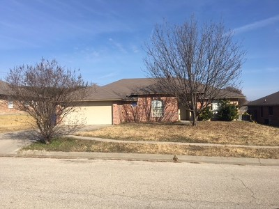 Coryell County Single Family Home For Sale: 503 Citation Dr