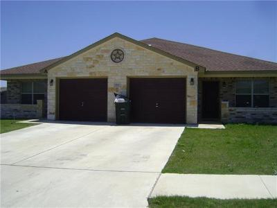 Multi Family Home For Sale: 900 Yi Dr