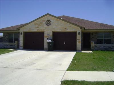 Killeen TX Multi Family Home For Sale: $183,000