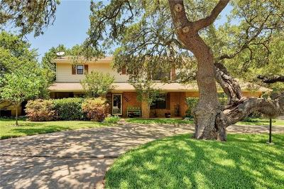 Austin Single Family Home For Sale: 3502 Capistrano Trl