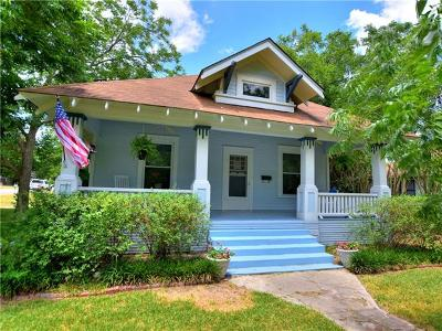 Lockhart Single Family Home For Sale: 417 S Guadalupe St