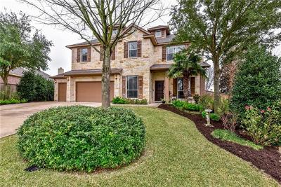 Round Rock Single Family Home Pending - Taking Backups: 4358 Green Tree Dr