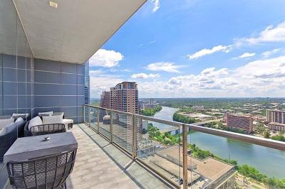 Austin Condo/Townhouse For Sale: 210 Lavaca St #2901